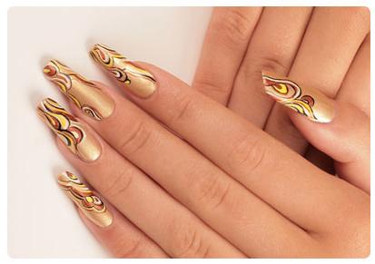 Фото супер дизайн ногти